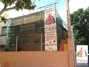 Servicios de Montaje y Alquiler de Andamios de máxima seguridad en Tarragona y provincia
