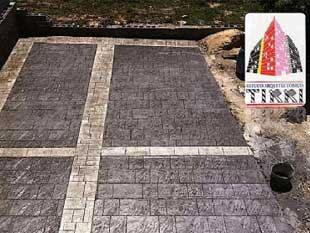 Hormigon Impreso o Pavimento Impreso en Tarragona
