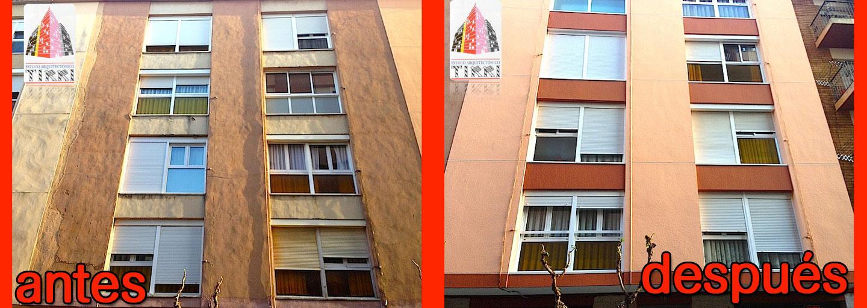 Rehabilitación de Fachadas en Reus, Tarragona y provincia