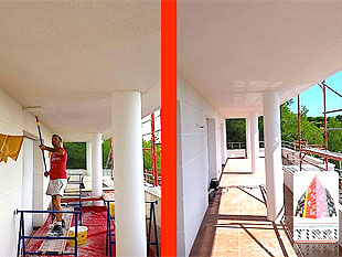 Servicios de pintura en general en Tarragona