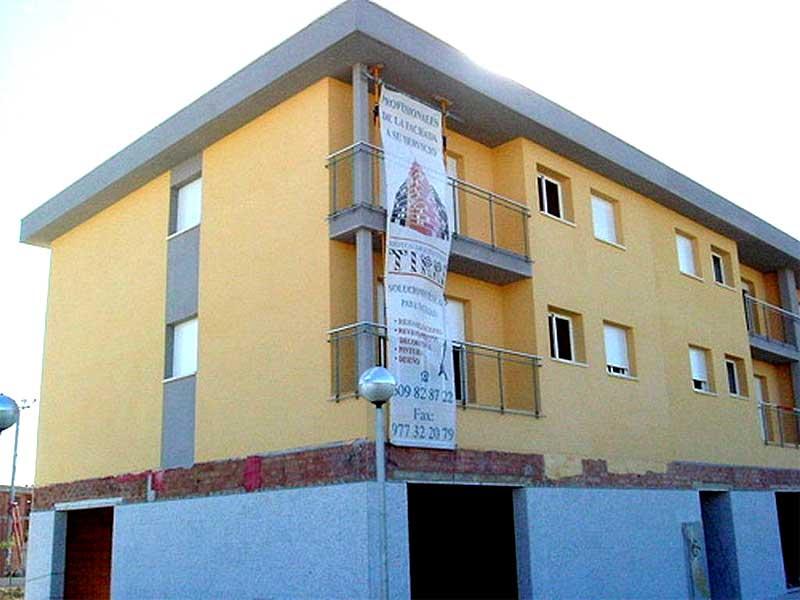 Técnicas de Rehabilitación de Fachadas en Tarragona