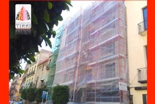 Alquiler y montaje de Andamios en Reus